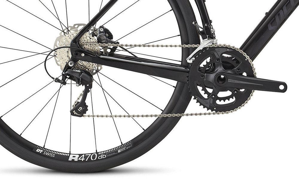 Mountain Bike Crankset >> Low Climbing Gears On Your Road Bike Seven Road Crankset Options