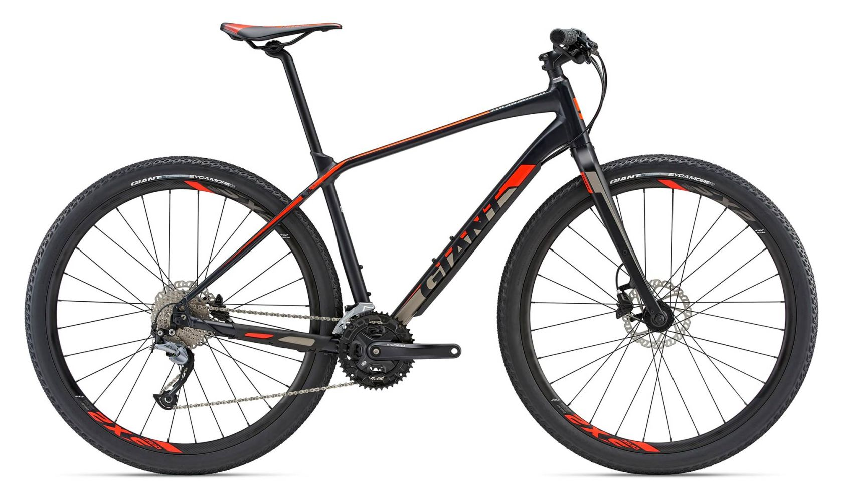 2018 Giant Toughroad SLR2
