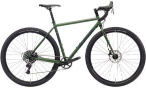 The New 2018 Kona Sutra LTD OffRoad Touring Bike