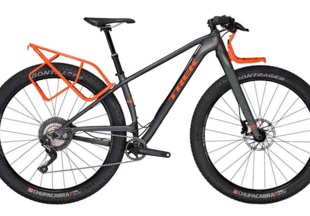 The New 2018 Trek 1120 Off-Road Touring Bike