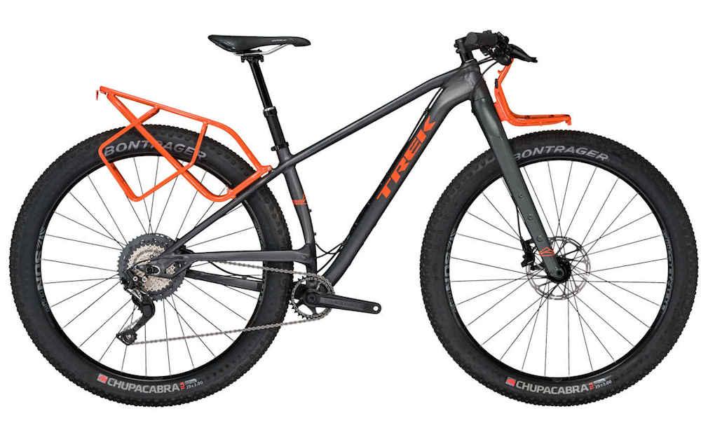 The New 2018 Trek 1120 Off Road Touring Bike