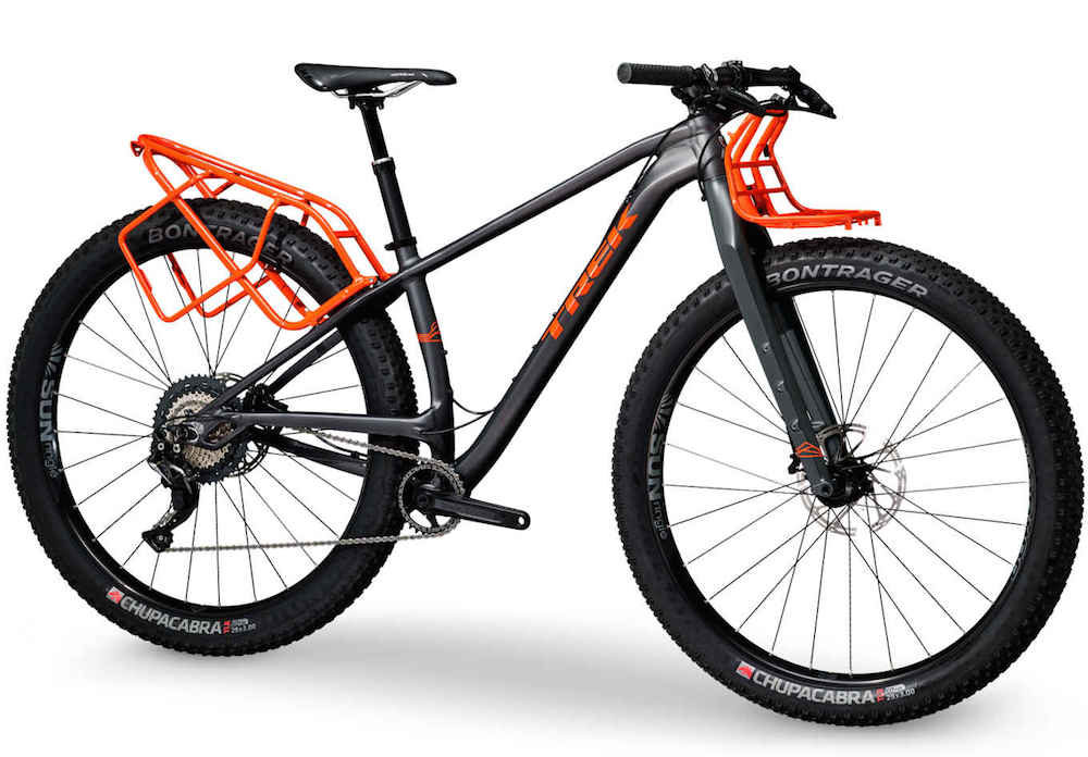 The New 2018 Trek 1120 Off-Road Touring Bike - CYCLINGABOUT.com