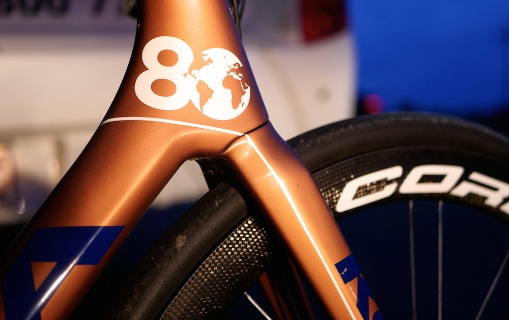 mark beaumont bike