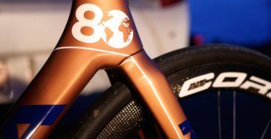 Mark Beaumont's 240 Mile/Day Bike: Around The World In 80 Days