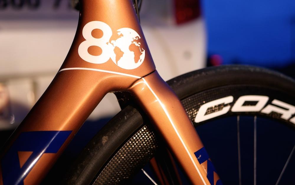 mark beaumont bike