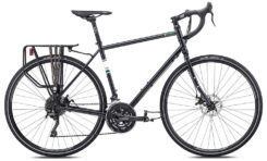 The New 2018 Fuji Touring Disc Premium Touring Bike