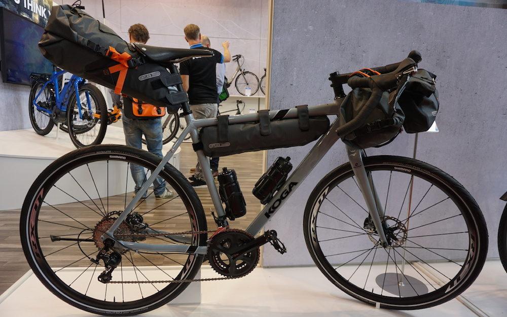 Koga bikepacking