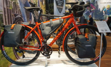 Eurobike 2017 Coverage: Bicycle Touring, Bikepacking and Adventure Gallery