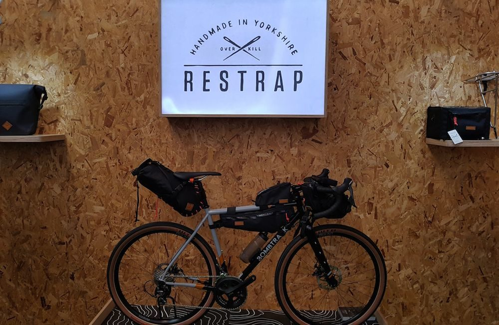 Eurobike Restrap