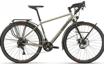 The New 2018 Bombtrack Beyond Touring Bike Range