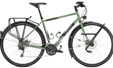 The New 2018 Genesis Tour De Fer, Longitude & Vagabond Touring Bikes