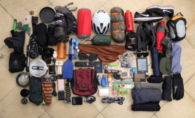 24kg Gear List: CyclingAbout The Americas Over Three Years