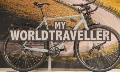 Video: My New Koga WorldTraveller Touring Bike