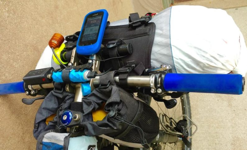 How To Mount Front and Rear Bikepacking Lights