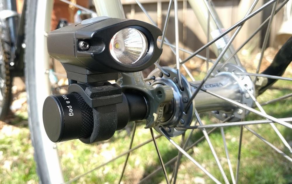 Problem Solvers QR Light Mount