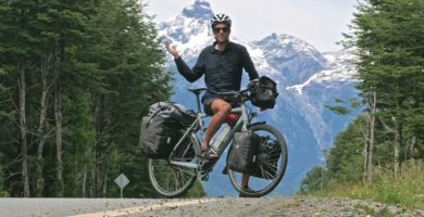 Video: CyclingAbout The Americas // Carretera Austral Highway [EP.2]