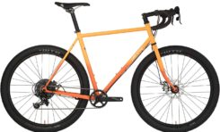 The New 2018 All City Gorilla Monsoon Touring Bike