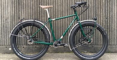 This Ahearne Pinion Gearbox Touring Bike Will Blow Your Mind