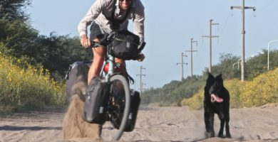 Video: CyclingAbout The Americas // Crossing Argentina [EP.3]