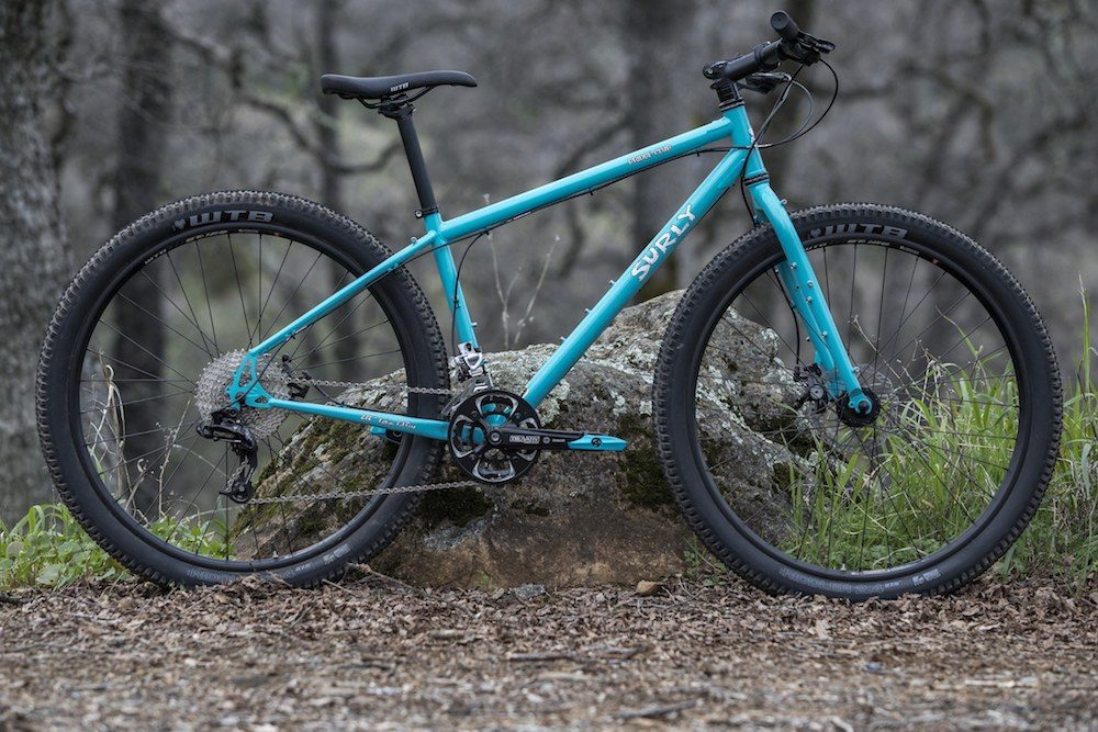 The New 2018 Surly Bridge Club Offroad Touring Bike - CyclingAbout com