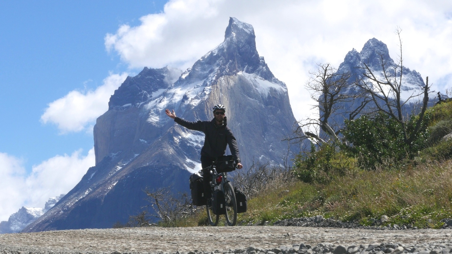 Bicycle Touring Patagonia