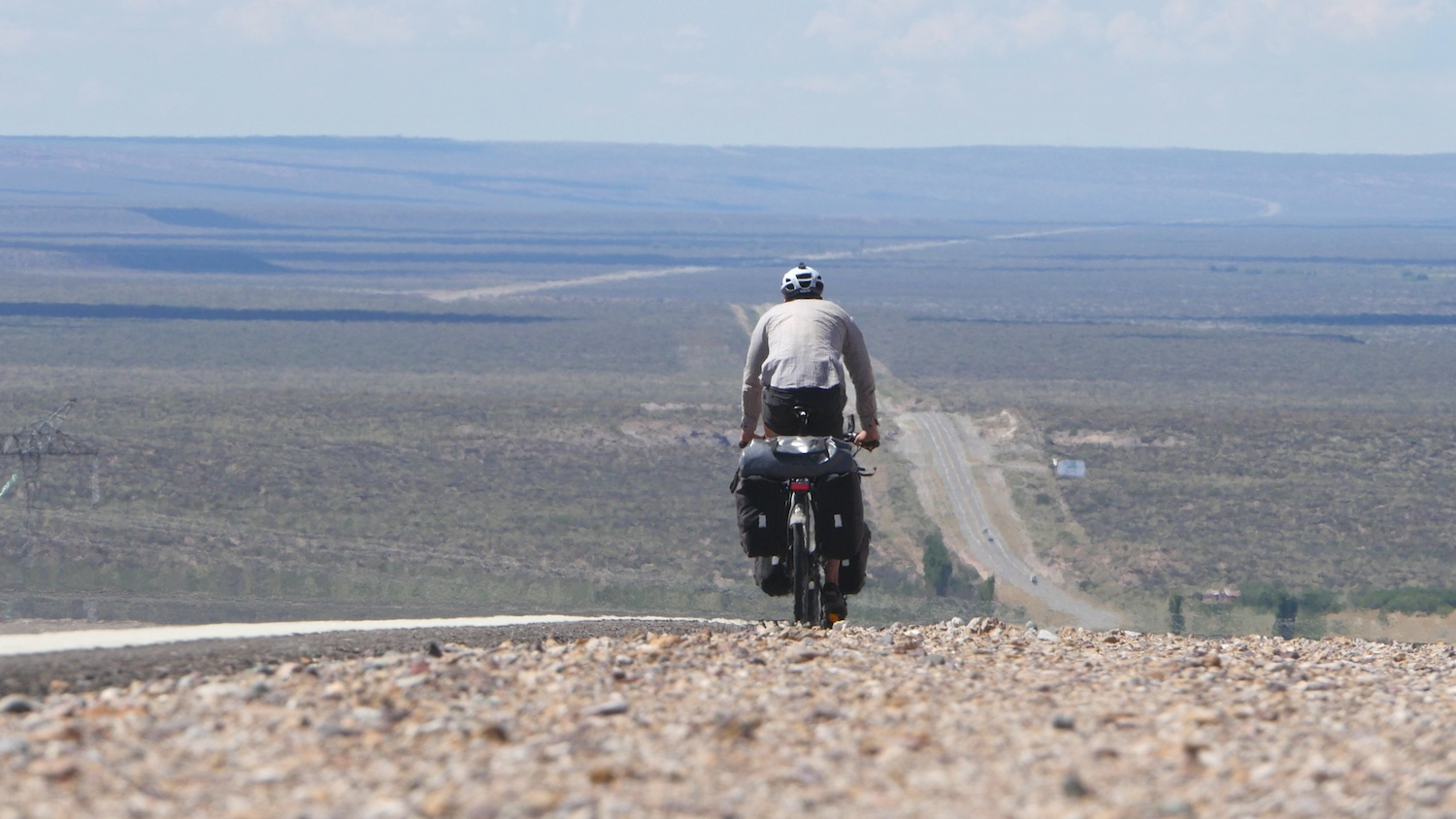 bicycle touring argentina