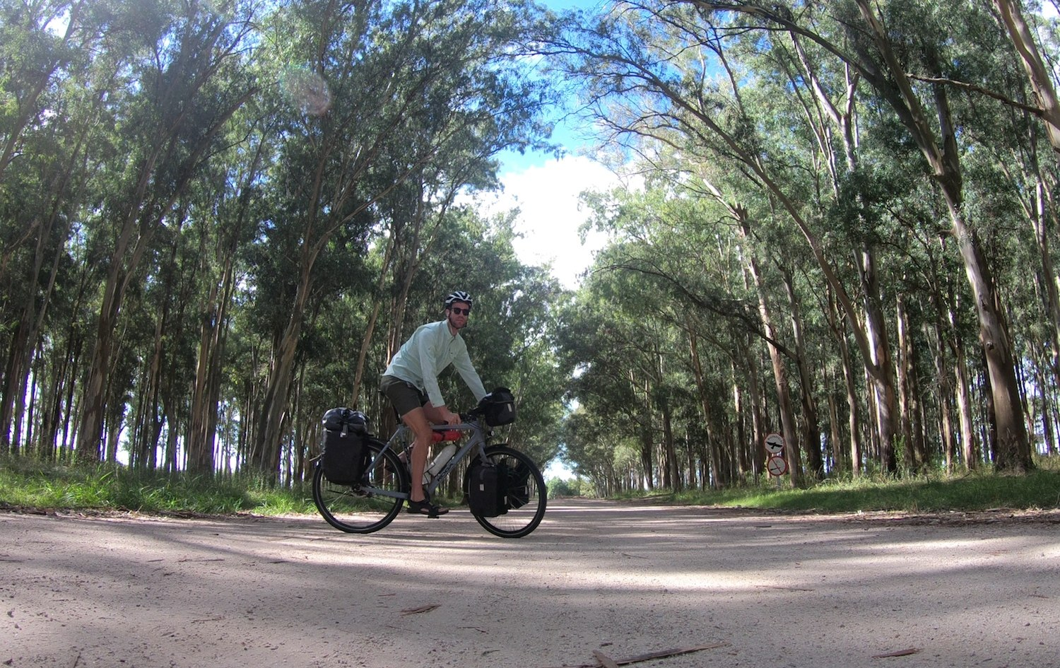 bicycle touring brazil