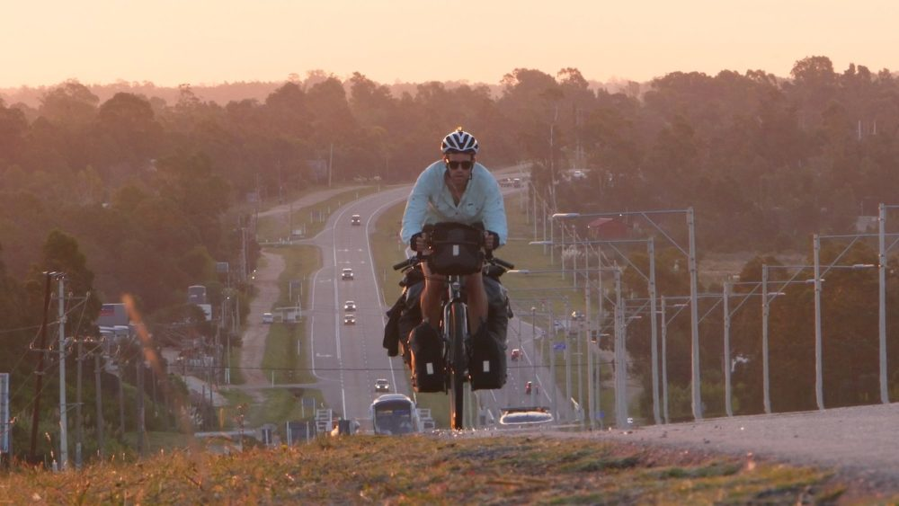bicycle touring brazil