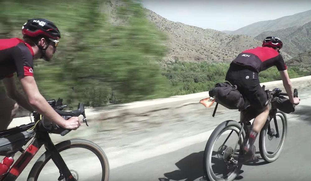 bikepacking morocco