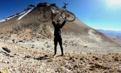 Video: Cycling Up The Highest Road in the World [EP.5]
