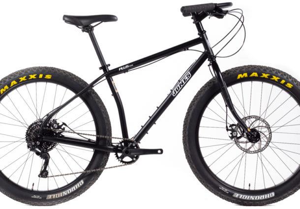 The New 2019 Jones Plus SWB Touring Bike