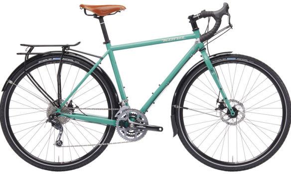 The New 2019 Kona Sutra & Sutra LTD Touring Bikes