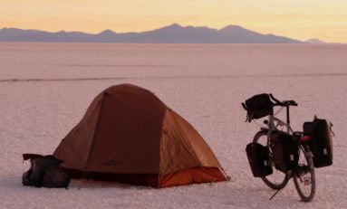 Photo Gallery: Cycling The Wild Bolivian Landscapes