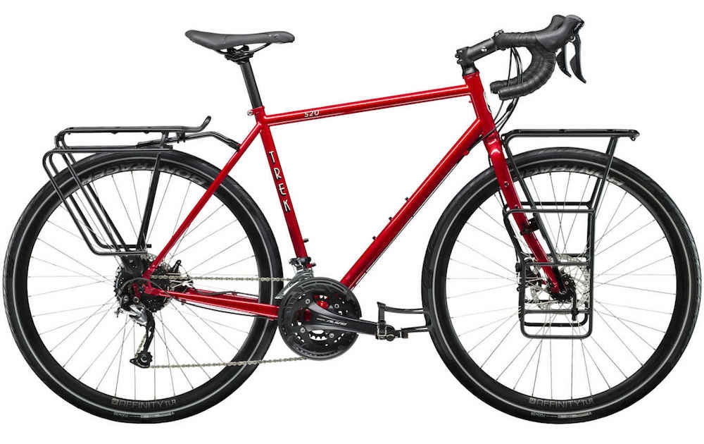 A Complete List of Touring Bicycle Manufacturers with