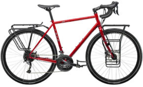 The New 2019 Trek 520 Touring Bike