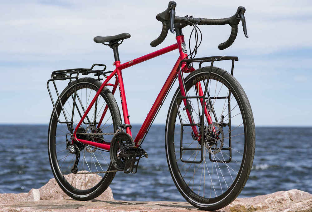 The New 2019 Trek 520 Touring Bike - CyclingAbout.com