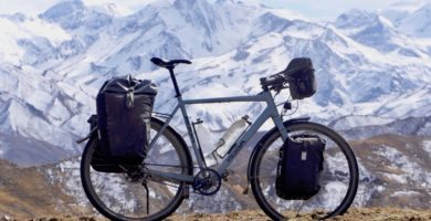 Why Frame Stiffness Matters On Touring Bikes (But Not Bikepacking Bikes)