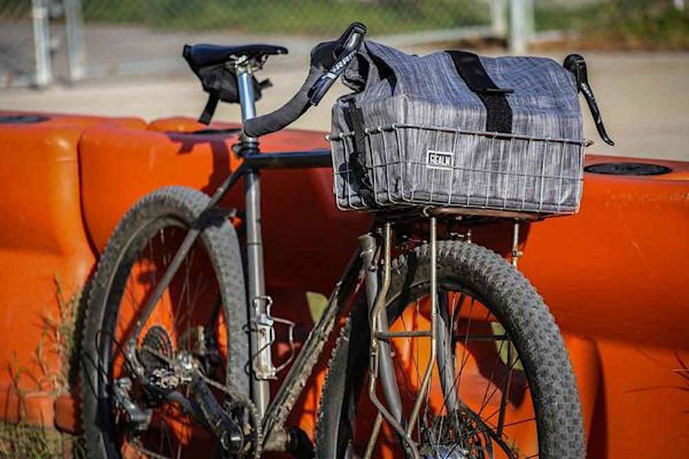 Realm Wald Basket Bag