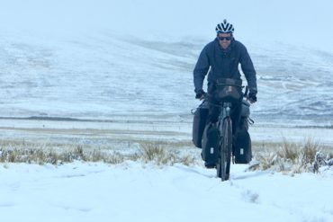Video: Snow Adventures In The Andes On My Touring Bike [EP.7]