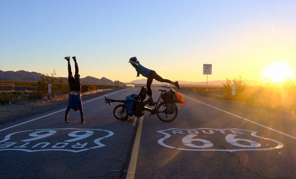 bicycle traveler magazine