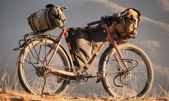 All About High-Rider Saddlebags, Rolltop Bags & Basket Bags