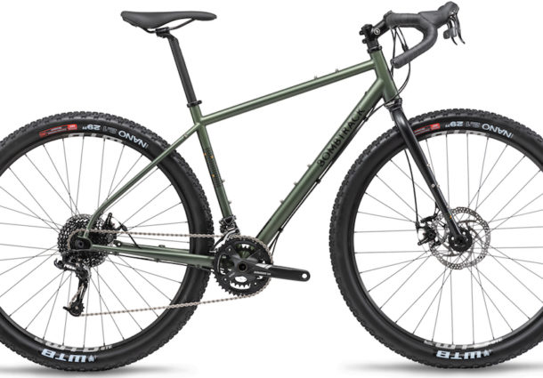 The New 2019 Bombtrack Beyond Touring Bike Range