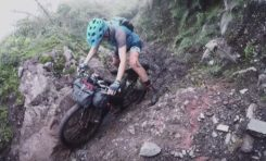 Video: Cycling South From Alaska With Mark and Hana