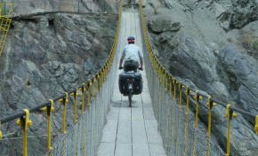 Photo Gallery: Bicycle Touring Huascaran National Park & Canyon del Pato