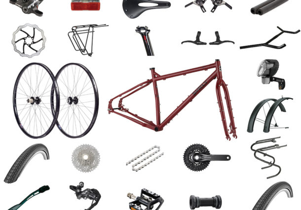 How Would I Custom Build A Round-The-World Touring Bike in 2019?