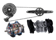 What's The Weight Difference Between Derailleur and Pinion / Rohloff Bikes?