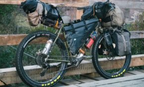It's Bike Pushing, Not Bike Riding: Techniques and The Ultimate Hike-A-Bike Setup