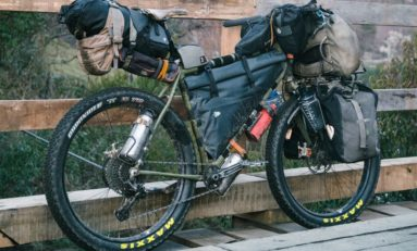It's Bike Pushing, Not Bike Riding: Techniques and The Ultimate Hike-A-Bike Setup