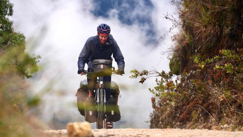 Trans Ecuador Mountain Bike Route