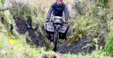 Photo Gallery: Quilotoa Lake, Cotopaxi Volcano and the TEMBR To Quito